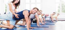 Fitness per età adulta