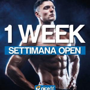 1 Settimana Open