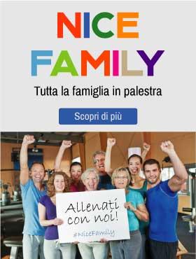 NiceFamily - l'abbonamento per la famiglia